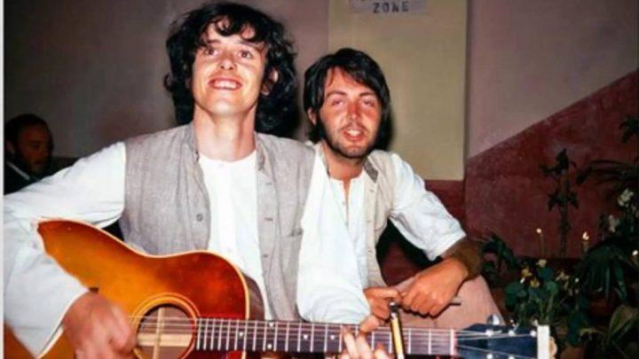 Paul McCartney e Donovan: Heather