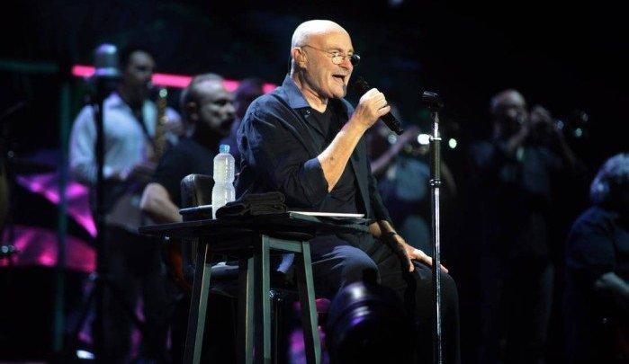 Phil Collins – Maracanã – 22/2/2018 (by Débora Thomé)