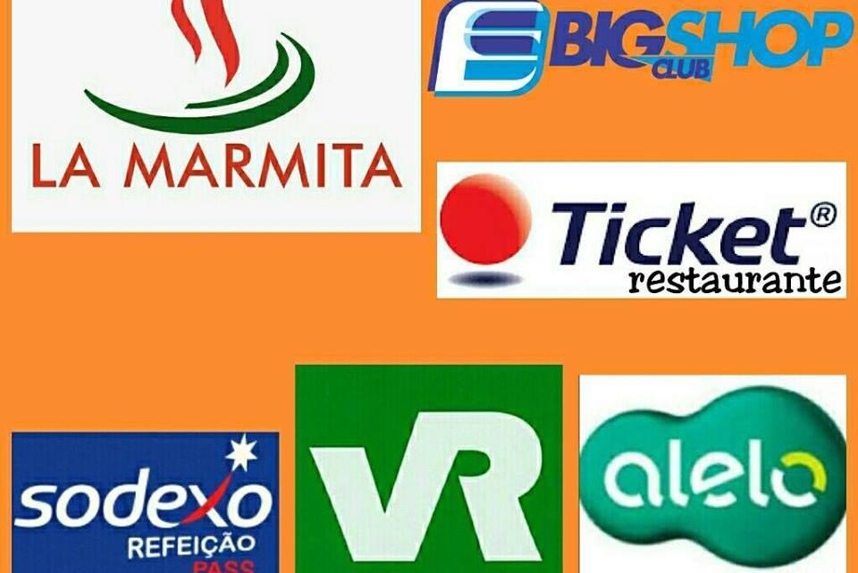 Pesquisa mostra que 30% dos brasileiros vendem vale refeição