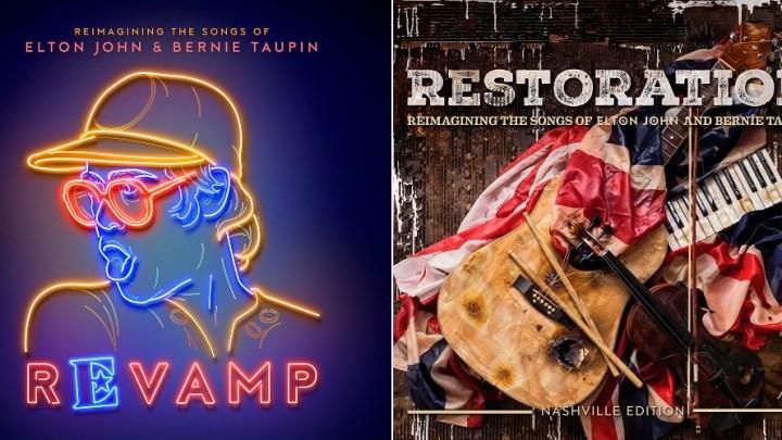 Elton John ganha dois discos-tributo