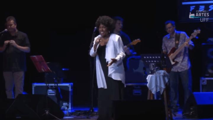 Rosa Marya Colin – 19 de maio de 2018 – Festival Tudo Blues – Teatro da UFF (Niterói)