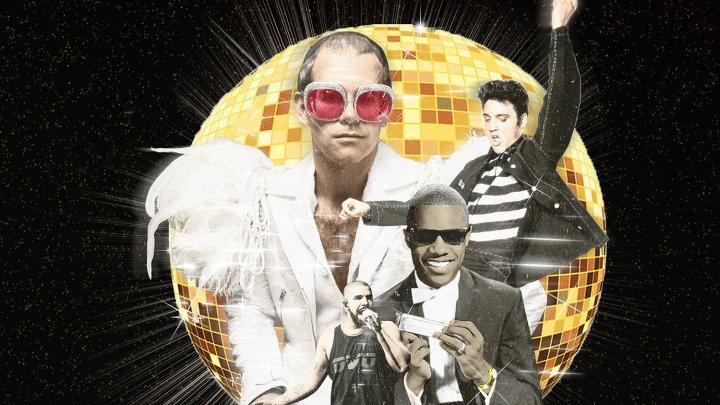Os artistas masculinos mais bem-sucedidos da Billboard