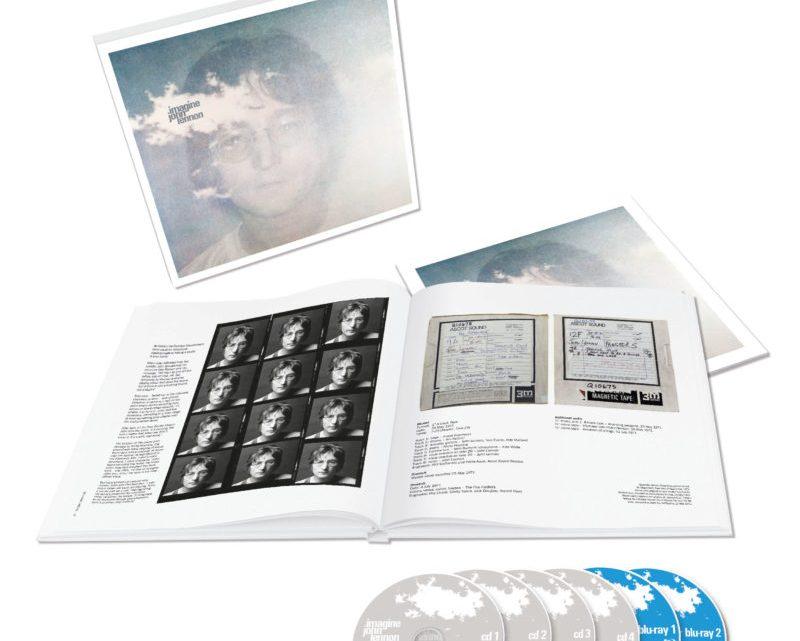 Imagine, de John Lennon, ganha versão com seis discos