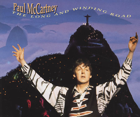 Single de McCartney com homenagem ao Rio