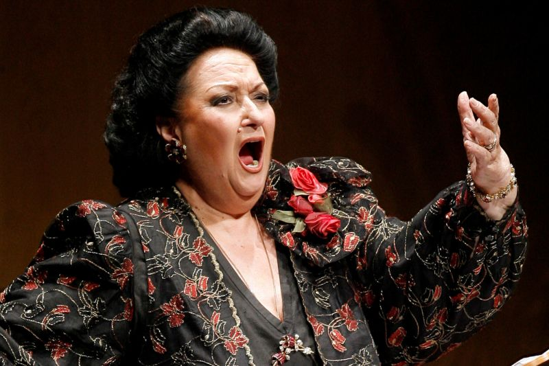 Soprano espanhola Montserrat Caballé morre aos 85 anos — VEJA.com
