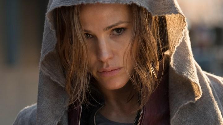 """Jennifer Garner é uma Justiceira com """"desejo de matar"""""""