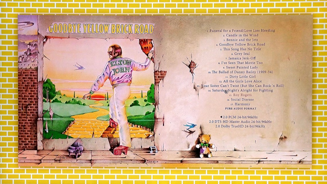 Goodbye Yellow Brick Road completa 45 anos