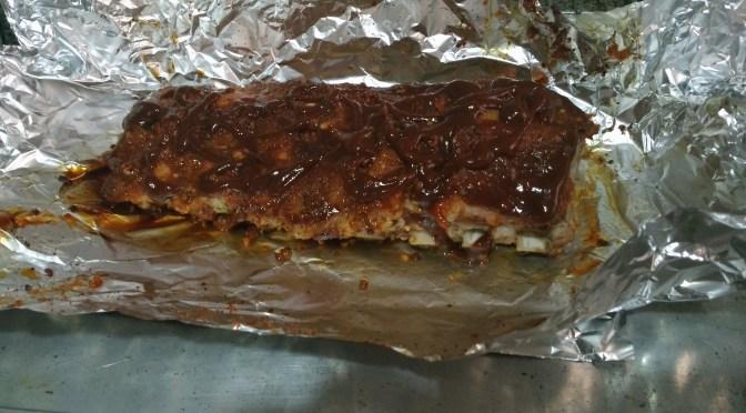 Receita: costeleta de porco ao barbecue