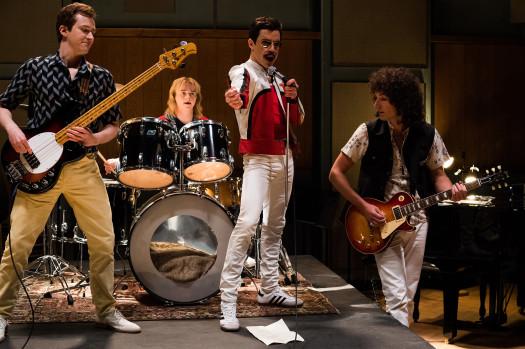 Bilheteria EUA: Bohemian Rhapsody, O Quebra-Nozes e os Quatro Reinos, Nobody's Fool, Nasce uma Estrela, Halloween