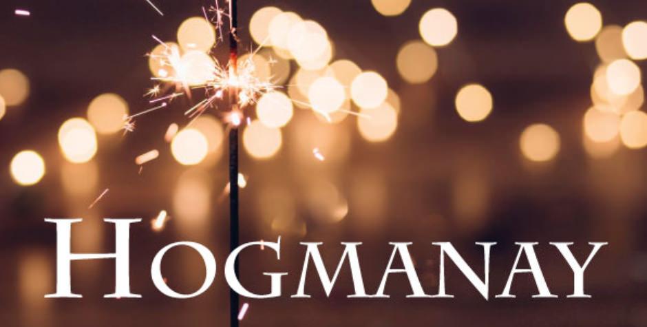 A comemoração do Hogmanay
