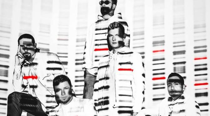 Ouça 'DNA' aqui, o novo disco dos Backstreet Boys
