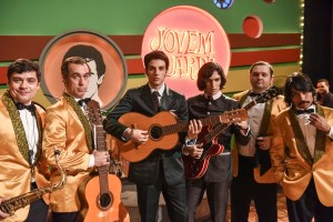 """Erasmo"", ""Roberto"" e a banda do Tremendão"