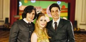 O trio que comandava o programa Jovem Guarda