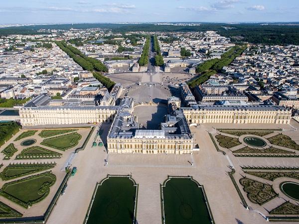 Dicas de Viagem: App do Palácio de Versailles
