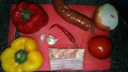 Ingredientes para cobertura da sua pizza