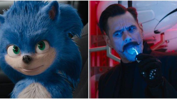 Vem aí mais um live-action: 'Sonic – O filme'