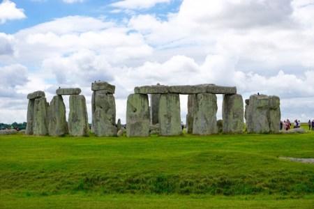 Inglaterra Romântica - Stonehenge