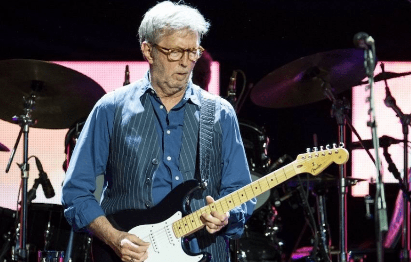 Eric Clapton homenageia Doris Day e Prince