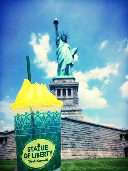 Limonada da Estátua da Liberdade