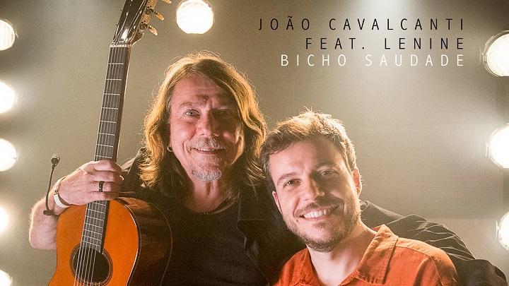 João Cavalcanti e Lenine regravam parceria 'cheia de saudade'