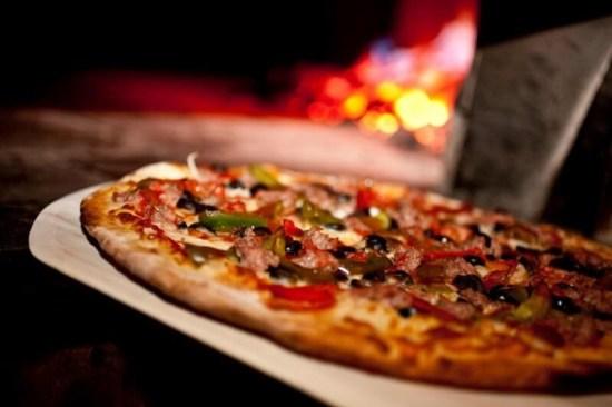Pizza in NY