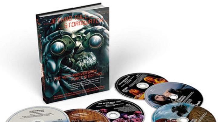 Jethro Tull relança 'Stormwatch' em edição de luxo