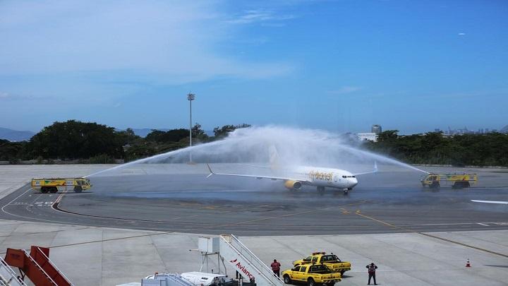 Flybondi anuncia novos voos para o Brasil