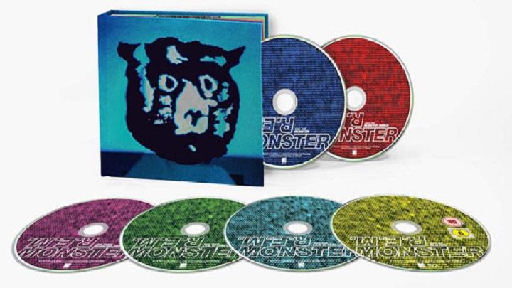 Álbum 'Monster', do R.E.M., será relançado em versão estendida