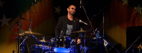 Ringo Starr lança novo álbum