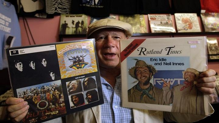 Um adeus para Neil Innes, o homem por trás da música dos Rutles