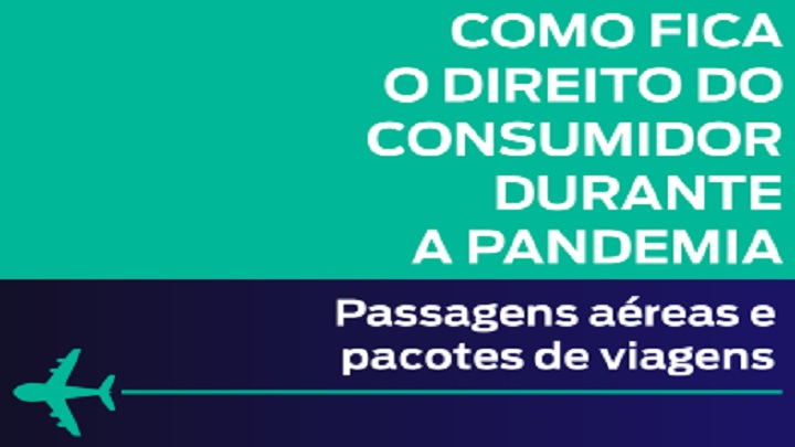 Procon do Rio lança cartilha sobre cancelamento de viagens