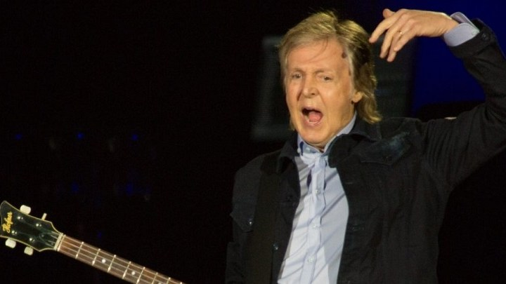 Paul McCartney faz 78 anos. Happy birthday!