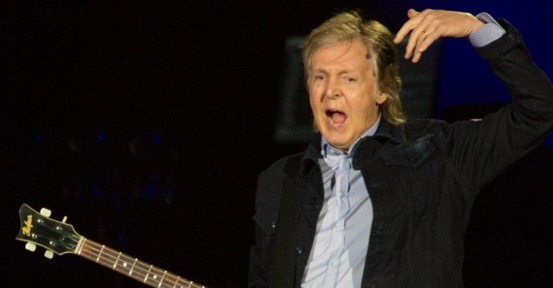 Paul McCartney faz 78 anos. Happy birthday!