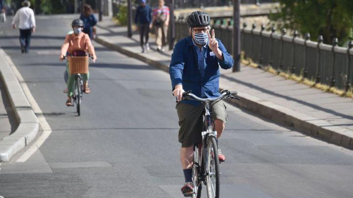 Vamos fazer um passeio de bicicleta virtual por Londres?