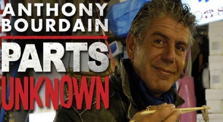 CNN Brasil define data para a estreia do programa de Anthony Bourdain