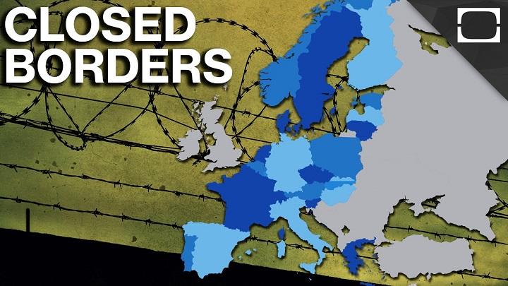 Os países devem manter as suas fronteiras fechadas?