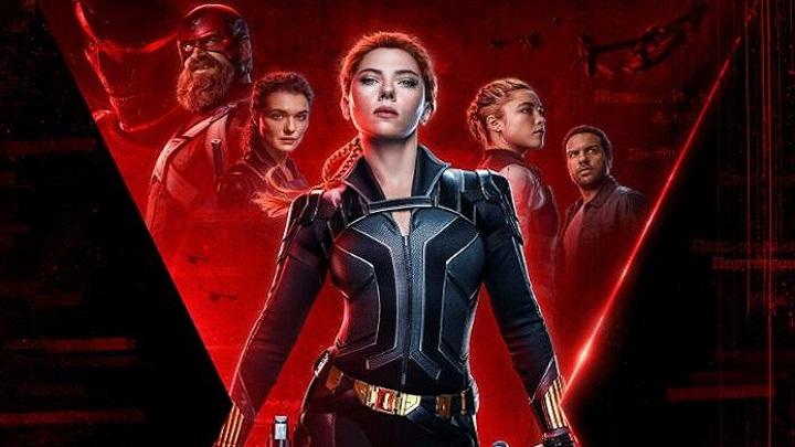 Filme da Viúva Negra só em 2021