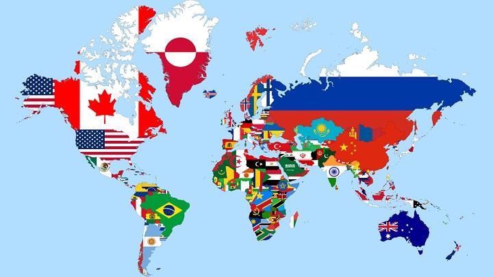Brasileiros podem entrar em mais de 100 países, sabia?
