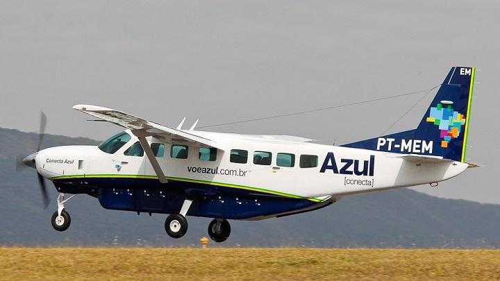 Galeão voltará a receber voos da Azul, mas só em 2021