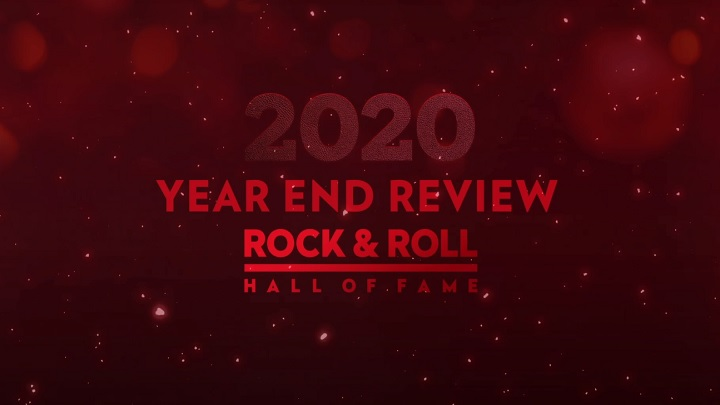 A retrospectiva 2020 do Rock and Roll Hall of Fame