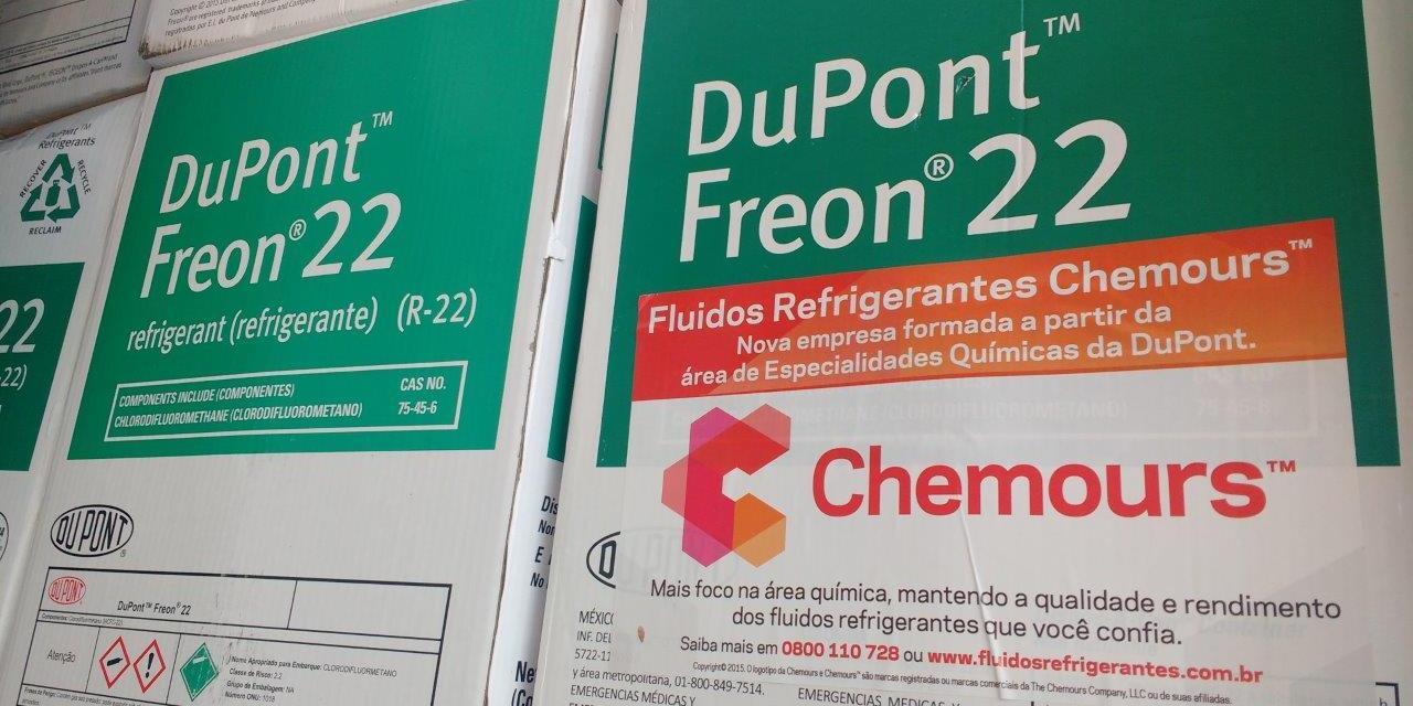 Chemours, a nova DuPont Refrigerantes
