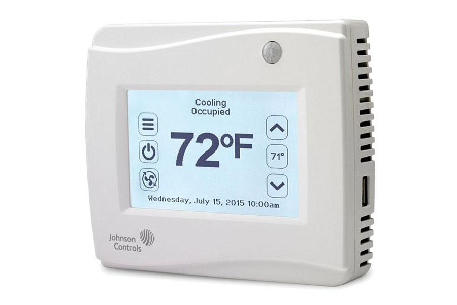 Johnson Controls lança série de controladores de termostato TEC 3000
