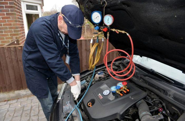 Técnico em Ar Condicionado Automotivo