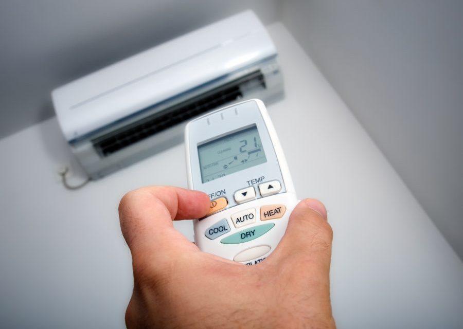 Vendas de ar-condicionado caem 50% em 2016