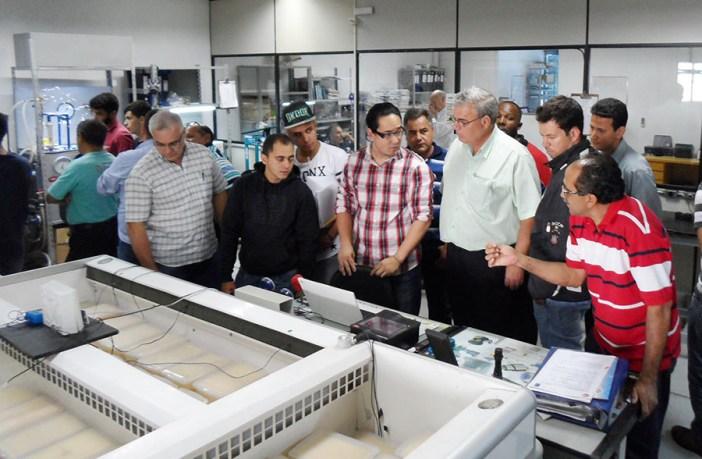Curso de boas práticas de refrigeração comercial da RAC Brasil