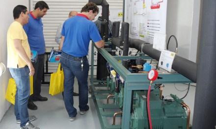 RAC promove curso de boas práticas de refrigeração comercial