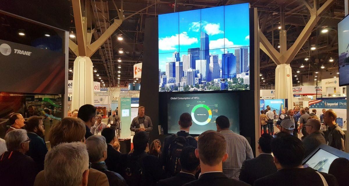 Trane apresenta novas tecnologias para gestão de energia e edifícios