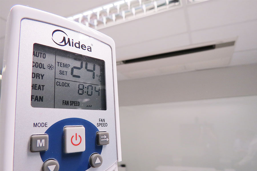 ​Midea decide usar substituto do R-410A