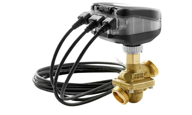 Atuador digital aperfeiçoa controle do balanceamento hidrônico