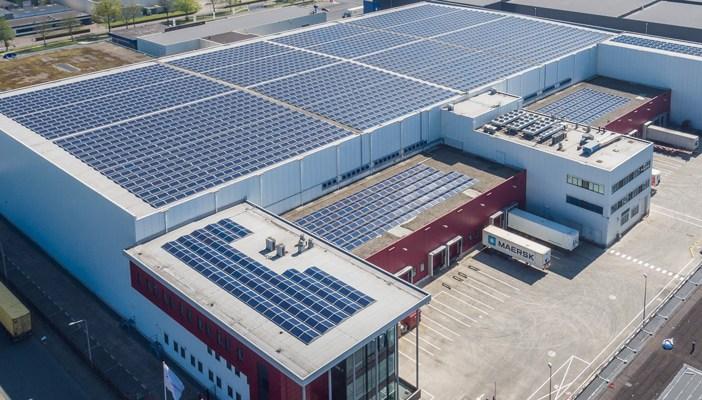 Usina Fotovoltaica - Frigomundo